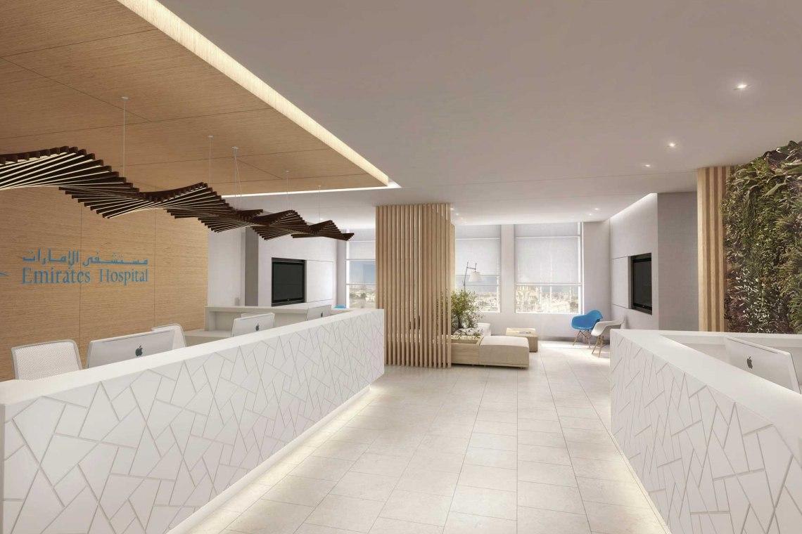 Emirates Hospital - 2