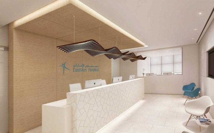 Emirates Hospital & Cosmesurge Clinic